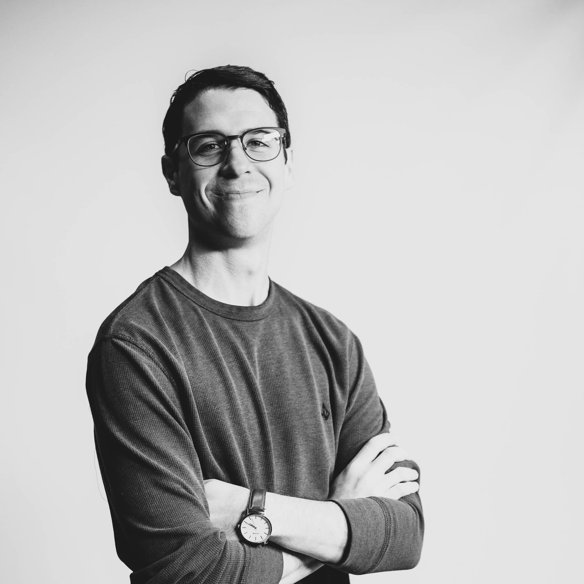 Photo of Michael Myshin