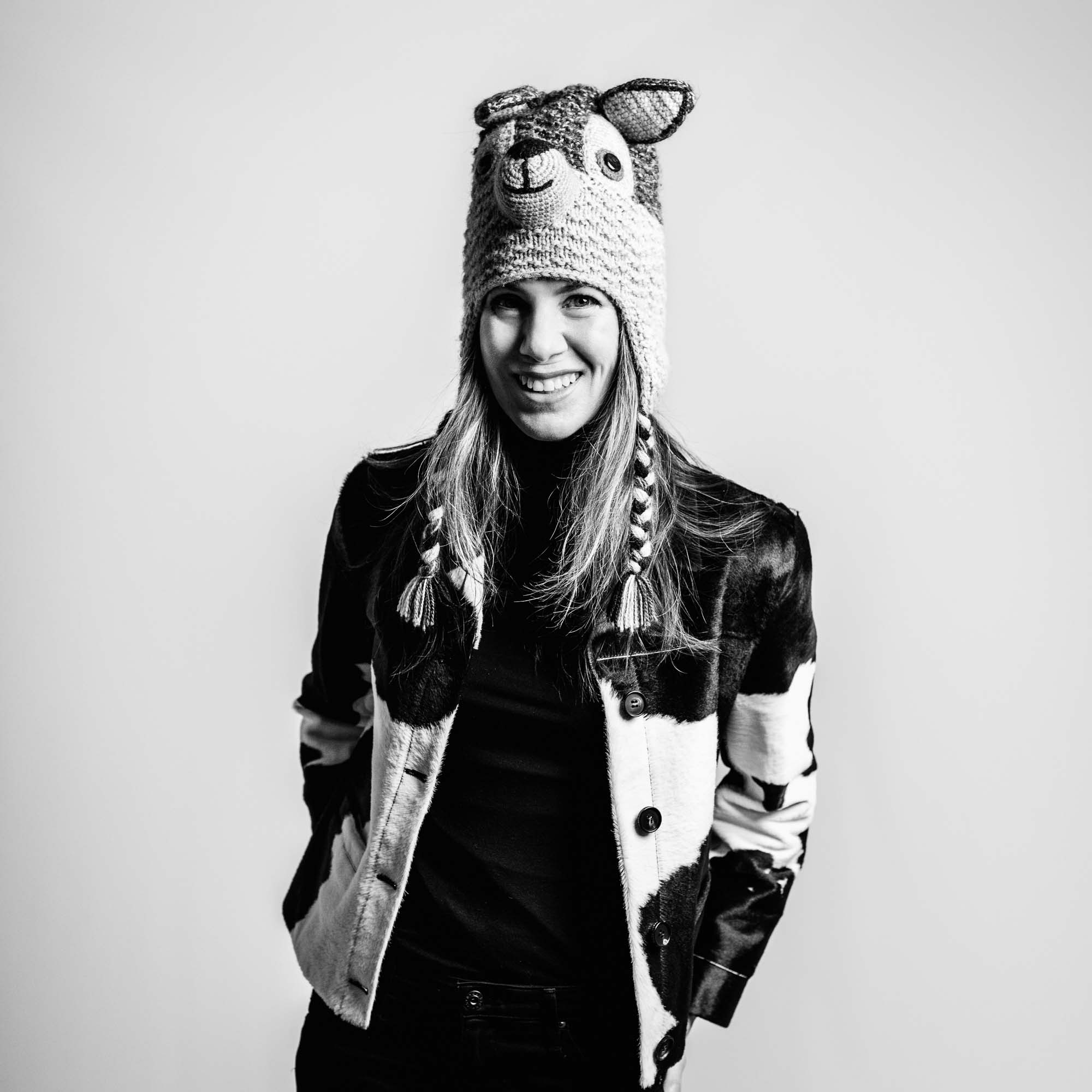 Photo of Juliana Baughman